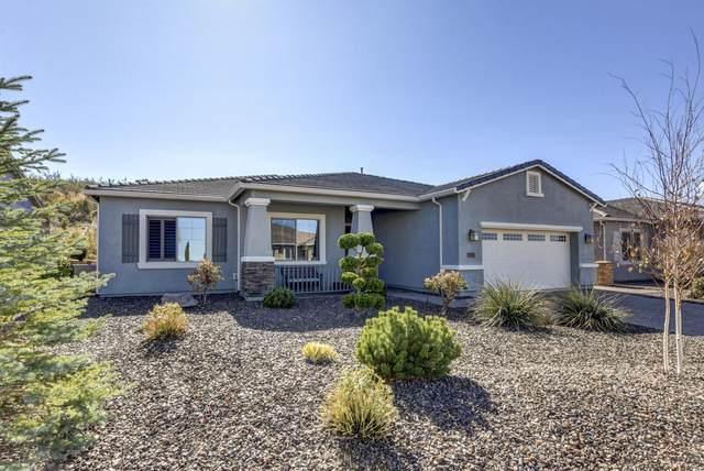 1658 Solstice Drive, Prescott, AZ 86301 (MLS #6040095) :: Devor Real Estate Associates
