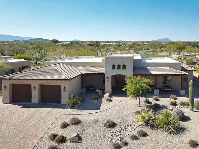 27808 N Granite Mountain Road, Rio Verde, AZ 85263 (MLS #6040100) :: Balboa Realty