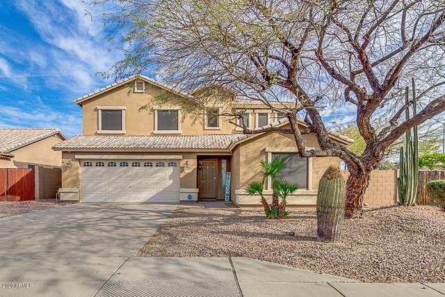 10264 E Carol Avenue, Mesa, AZ 85208 (MLS #6040110) :: Brett Tanner Home Selling Team