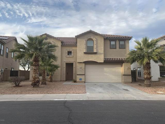 25612 W Pleasant Lane, Buckeye, AZ 85326 (MLS #6040111) :: CC & Co. Real Estate Team