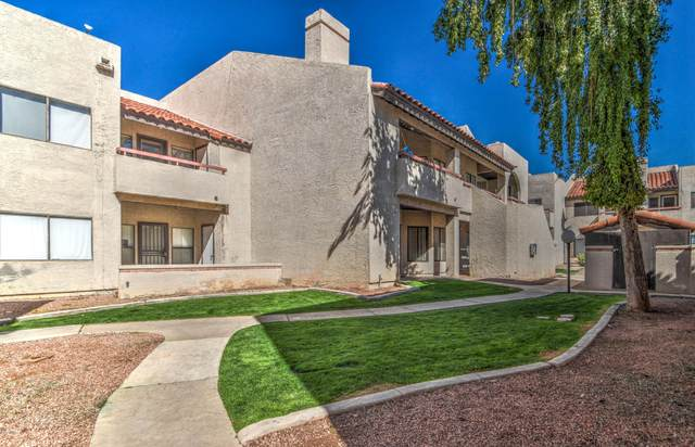 11666 N 28TH Drive #274, Phoenix, AZ 85029 (MLS #6040113) :: Openshaw Real Estate Group in partnership with The Jesse Herfel Real Estate Group