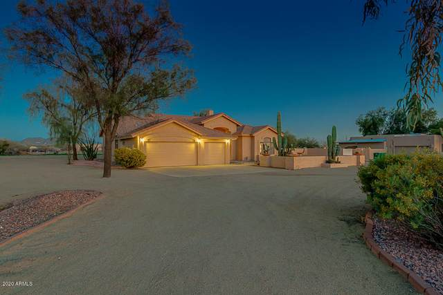 37041 N 7TH Street, Phoenix, AZ 85086 (MLS #6040119) :: The W Group