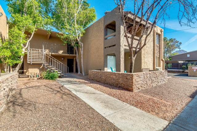 3825 E Camelback Road #218, Phoenix, AZ 85018 (MLS #6040122) :: The W Group
