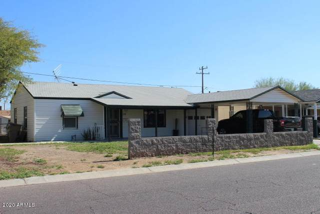 129 N Los Robles Drive, Goodyear, AZ 85338 (MLS #6040136) :: The Kenny Klaus Team
