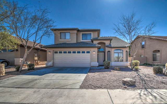 4617 W Beverly Road, Laveen, AZ 85339 (MLS #6040137) :: The Property Partners at eXp Realty
