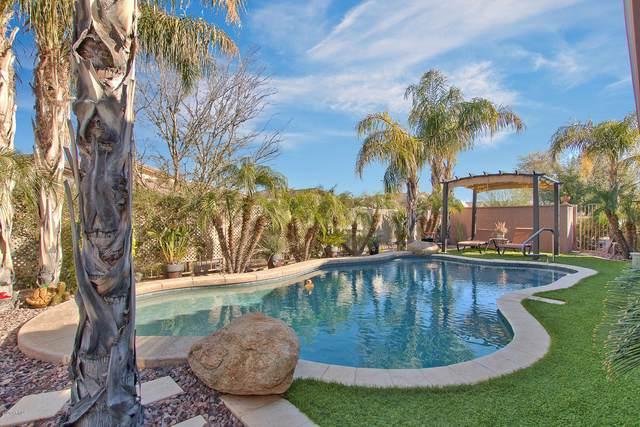4526 E Carob Drive, Gilbert, AZ 85298 (MLS #6040138) :: CC & Co. Real Estate Team