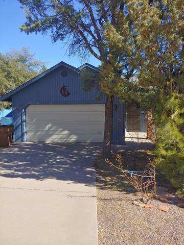 1107 N Rhone Circle, Payson, AZ 85541 (MLS #6040161) :: Devor Real Estate Associates