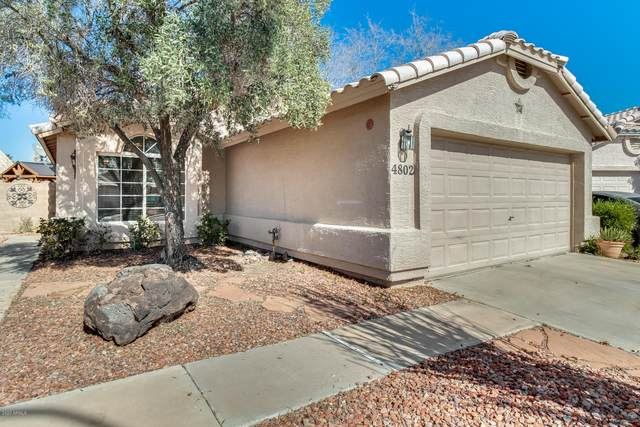 4802 W Kerry Lane, Glendale, AZ 85308 (MLS #6040168) :: The Kenny Klaus Team