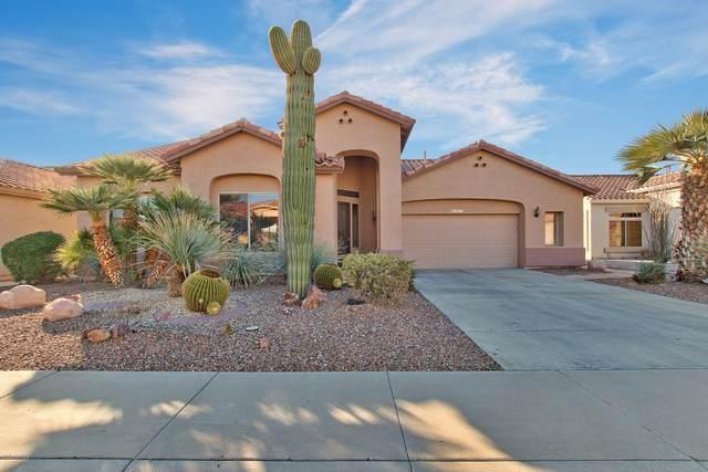 4461 E Walnut Road, Gilbert, AZ 85298 (MLS #6040170) :: CC & Co. Real Estate Team