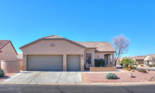 5153 W Mohawk Drive, Eloy, AZ 85131 (MLS #6040178) :: Yost Realty Group at RE/MAX Casa Grande