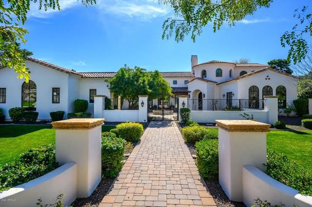 5415 E Exeter Boulevard, Phoenix, AZ 85018 (MLS #6040183) :: My Home Group