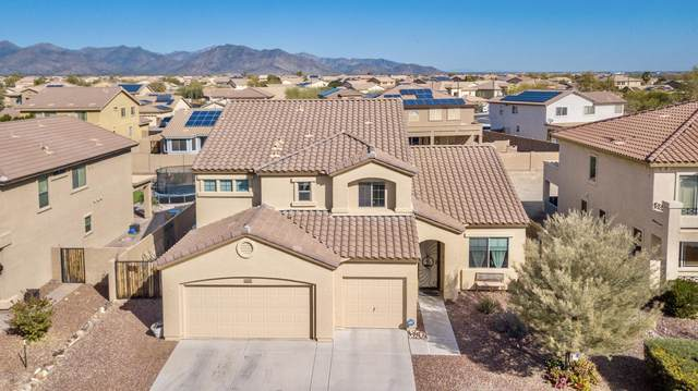 22016 W Lasso Lane, Buckeye, AZ 85326 (MLS #6040214) :: CC & Co. Real Estate Team