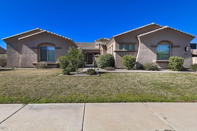 7546 S Tucana Lane, Gilbert, AZ 85298 (MLS #6040223) :: Revelation Real Estate