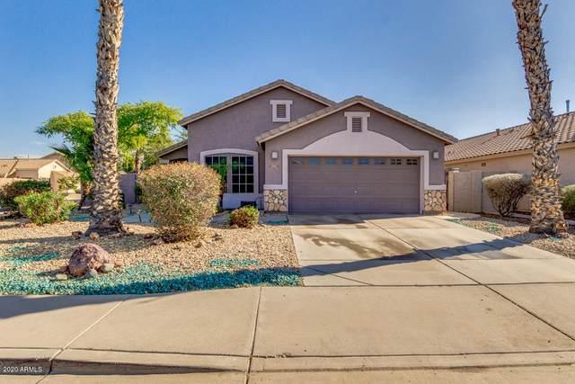 9311 E Milagro Avenue, Mesa, AZ 85209 (MLS #6040228) :: Brett Tanner Home Selling Team