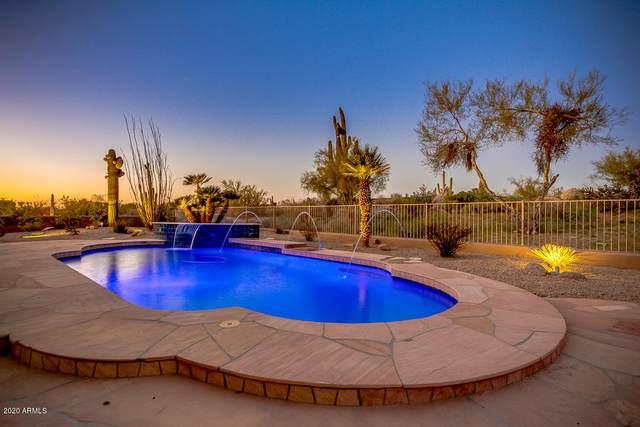 9798 E Hidden Green Drive, Scottsdale, AZ 85262 (MLS #6040231) :: Lucido Agency