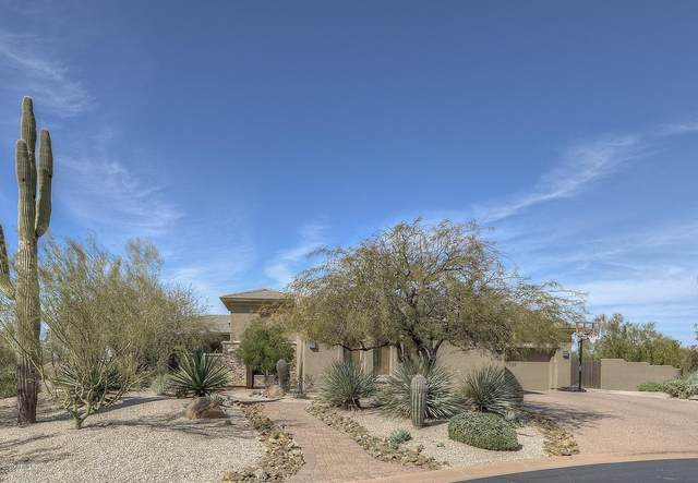 27962 N 64TH Place, Scottsdale, AZ 85266 (MLS #6040233) :: Lucido Agency