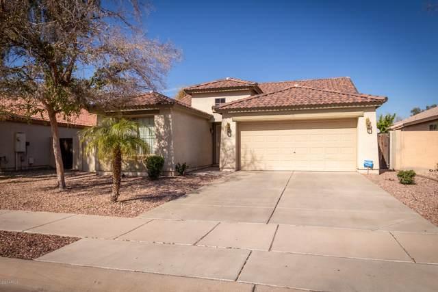 10534 W Roanoke Avenue, Avondale, AZ 85392 (MLS #6040238) :: The Kenny Klaus Team
