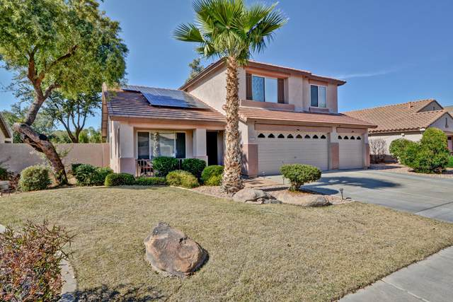 21132 N 80TH Lane, Peoria, AZ 85382 (MLS #6040243) :: The Laughton Team