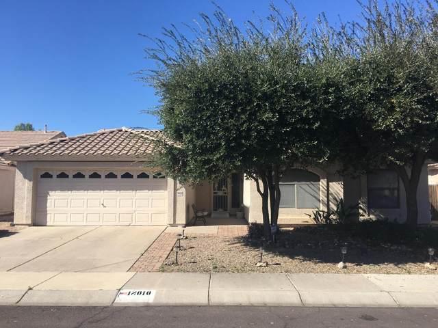 18010 N 6TH Drive, Phoenix, AZ 85023 (MLS #6040254) :: Brett Tanner Home Selling Team