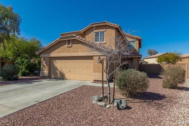 22282 W Desert Bloom Street, Buckeye, AZ 85326 (MLS #6040260) :: Conway Real Estate