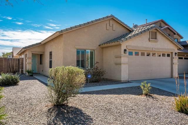 4605 W Ellis Street, Laveen, AZ 85339 (MLS #6040271) :: The Property Partners at eXp Realty