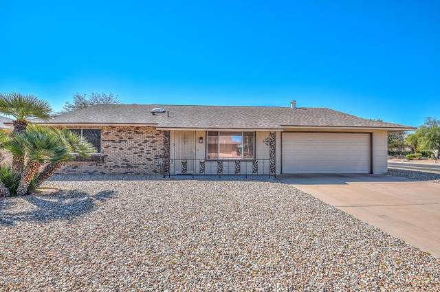 13247 W Prospect Drive, Sun City West, AZ 85375 (MLS #6040273) :: Brett Tanner Home Selling Team