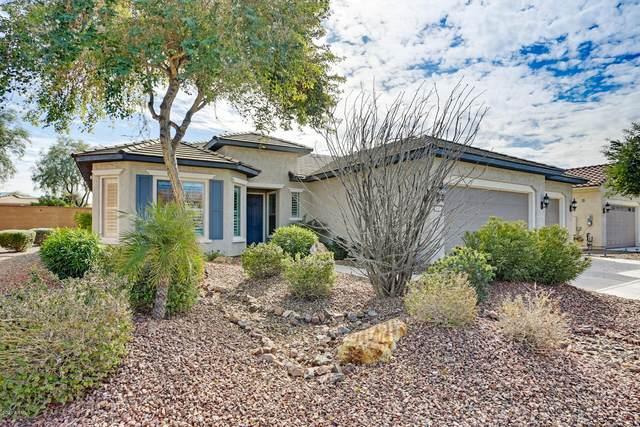 26417 W Escuda Drive, Buckeye, AZ 85396 (MLS #6040277) :: Nate Martinez Team