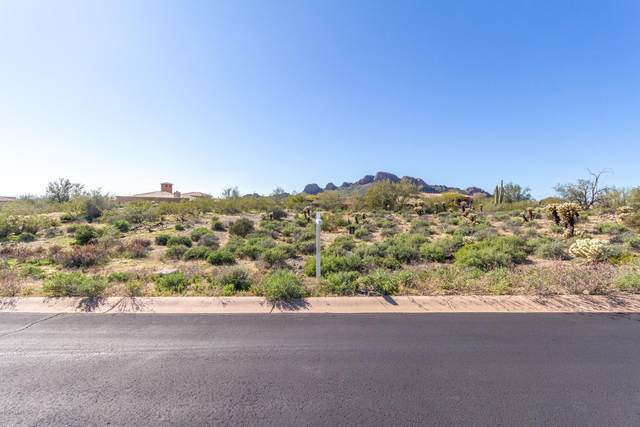 5156 S Desierto Luna Way, Gold Canyon, AZ 85118 (MLS #6040280) :: RE/MAX Desert Showcase