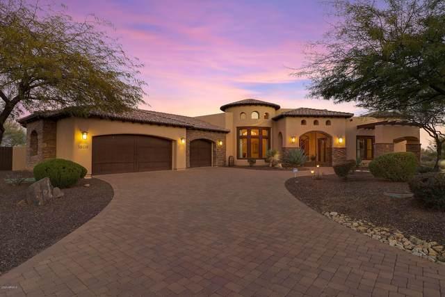 15119 E Desert Vista Trail, Scottsdale, AZ 85262 (MLS #6040281) :: Lucido Agency