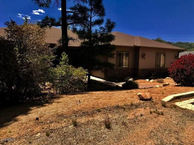 1498 Eureka Ridge Way, Prescott, AZ 86303 (MLS #6040285) :: Kepple Real Estate Group