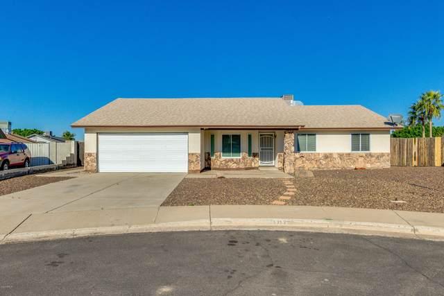 1712 N Parkridge Circle, Mesa, AZ 85205 (MLS #6040287) :: Brett Tanner Home Selling Team