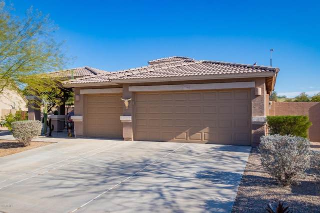 17709 W Desert View Lane, Goodyear, AZ 85338 (MLS #6040291) :: Kortright Group - West USA Realty