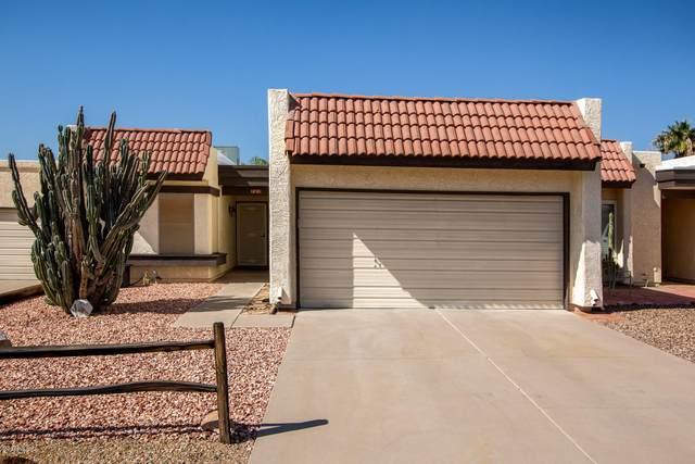 7006 E Jensen Street #162, Mesa, AZ 85207 (MLS #6040319) :: Brett Tanner Home Selling Team