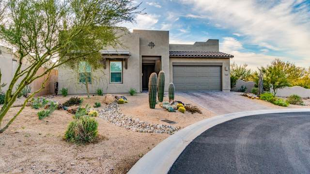 7227 E Brilliant Sky Drive, Scottsdale, AZ 85266 (MLS #6040324) :: Devor Real Estate Associates