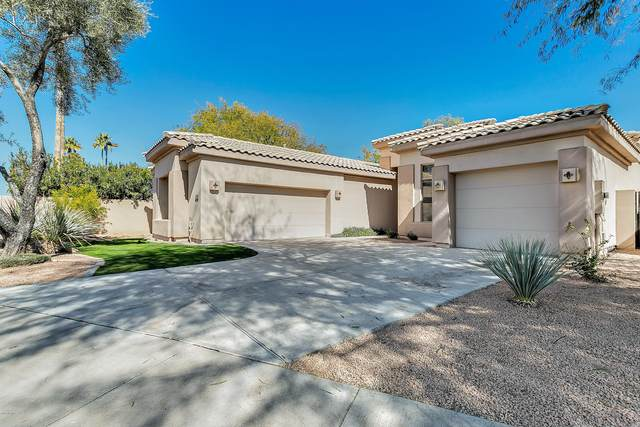 11525 N 72nd Way, Scottsdale, AZ 85260 (MLS #6040329) :: Lux Home Group at  Keller Williams Realty Phoenix