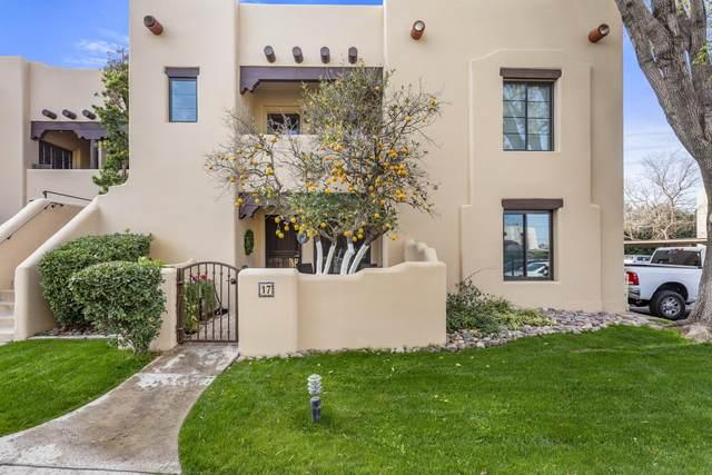 5402 E Windsor Avenue #17, Phoenix, AZ 85008 (MLS #6040331) :: My Home Group
