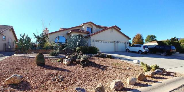 2810 Greenbrier Road, Sierra Vista, AZ 85650 (MLS #6040337) :: The Garcia Group