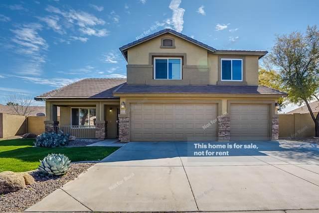 1459 E Carla Vista Drive, Gilbert, AZ 85295 (MLS #6040343) :: The Property Partners at eXp Realty
