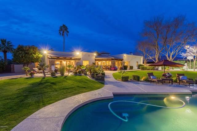 7635 E Sweetwater Avenue, Scottsdale, AZ 85260 (MLS #6040365) :: Brett Tanner Home Selling Team