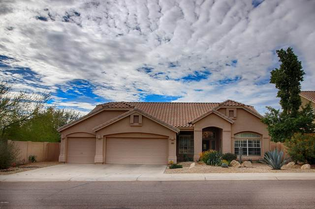2119 E Indigo Brush Road, Phoenix, AZ 85048 (MLS #6040381) :: Devor Real Estate Associates