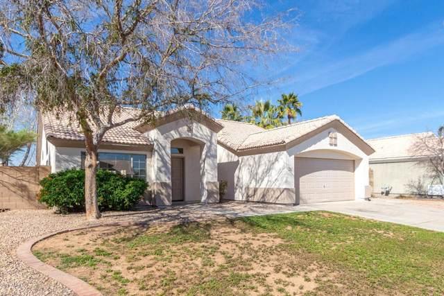 76 S Monterey Street, Gilbert, AZ 85233 (MLS #6040389) :: The Bill and Cindy Flowers Team