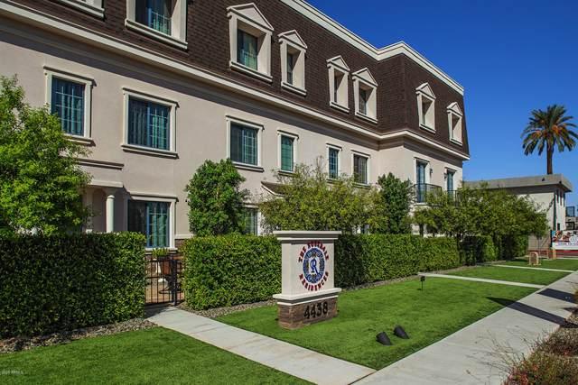 4438 N 27TH Street #26, Phoenix, AZ 85016 (MLS #6040394) :: REMAX Professionals