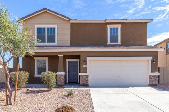 16983 N Avelino Drive, Maricopa, AZ 85138 (MLS #6040395) :: Yost Realty Group at RE/MAX Casa Grande