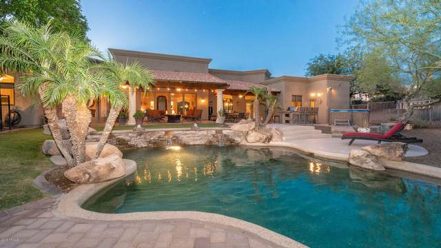 6446 E Trailridge Circle #96, Mesa, AZ 85215 (MLS #6040400) :: Brett Tanner Home Selling Team