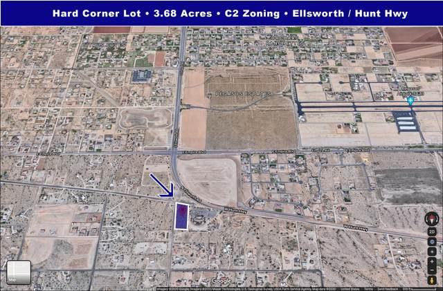 35393 N Ellsworth Avenue, Queen Creek, AZ 85142 (MLS #6040413) :: Yost Realty Group at RE/MAX Casa Grande