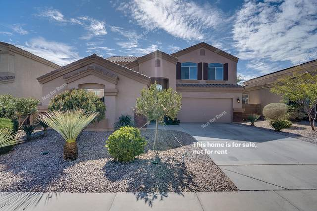1239 W Descanso Canyon Drive, Casa Grande, AZ 85122 (MLS #6040419) :: The W Group