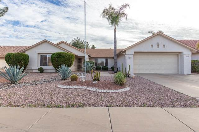 14715 W Windcrest Drive, Sun City West, AZ 85375 (MLS #6040428) :: Brett Tanner Home Selling Team
