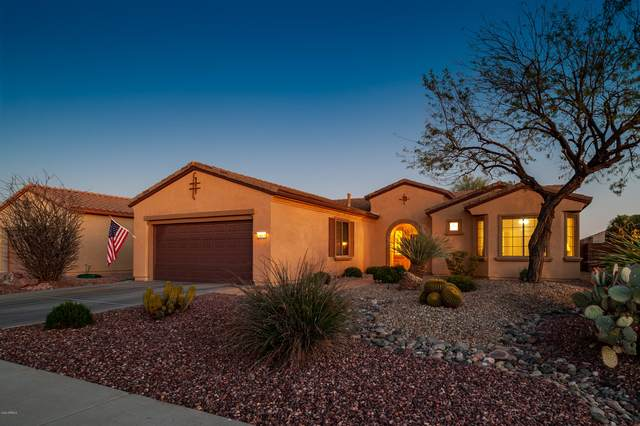 18375 N Summerbreeze Way, Surprise, AZ 85374 (MLS #6040436) :: Revelation Real Estate
