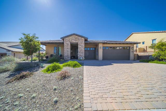 3275 Rising Sun Ridge, Wickenburg, AZ 85390 (MLS #6040450) :: Nate Martinez Team
