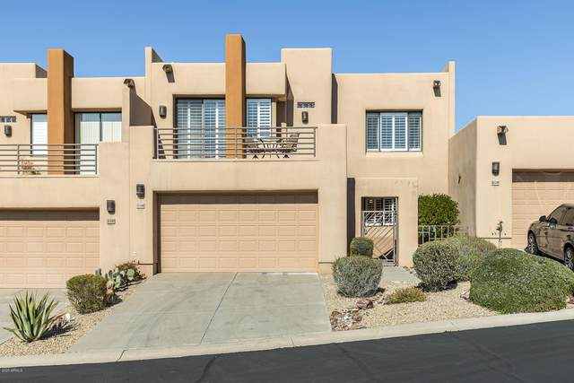 17025 E La Montana Drive #138, Fountain Hills, AZ 85268 (MLS #6040453) :: Brett Tanner Home Selling Team